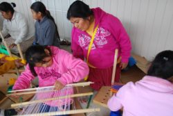 Photo of weavers.