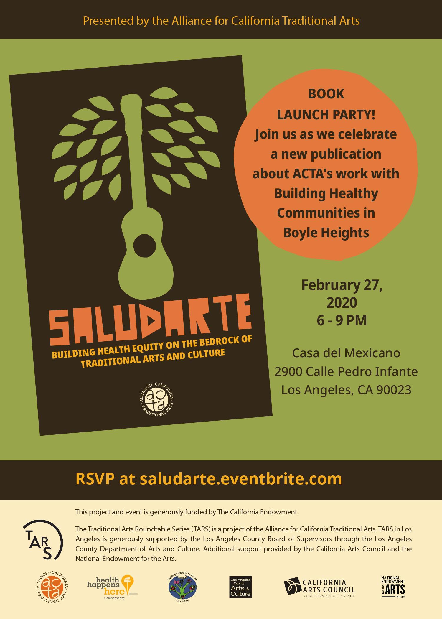 SaludArte Invitation Final